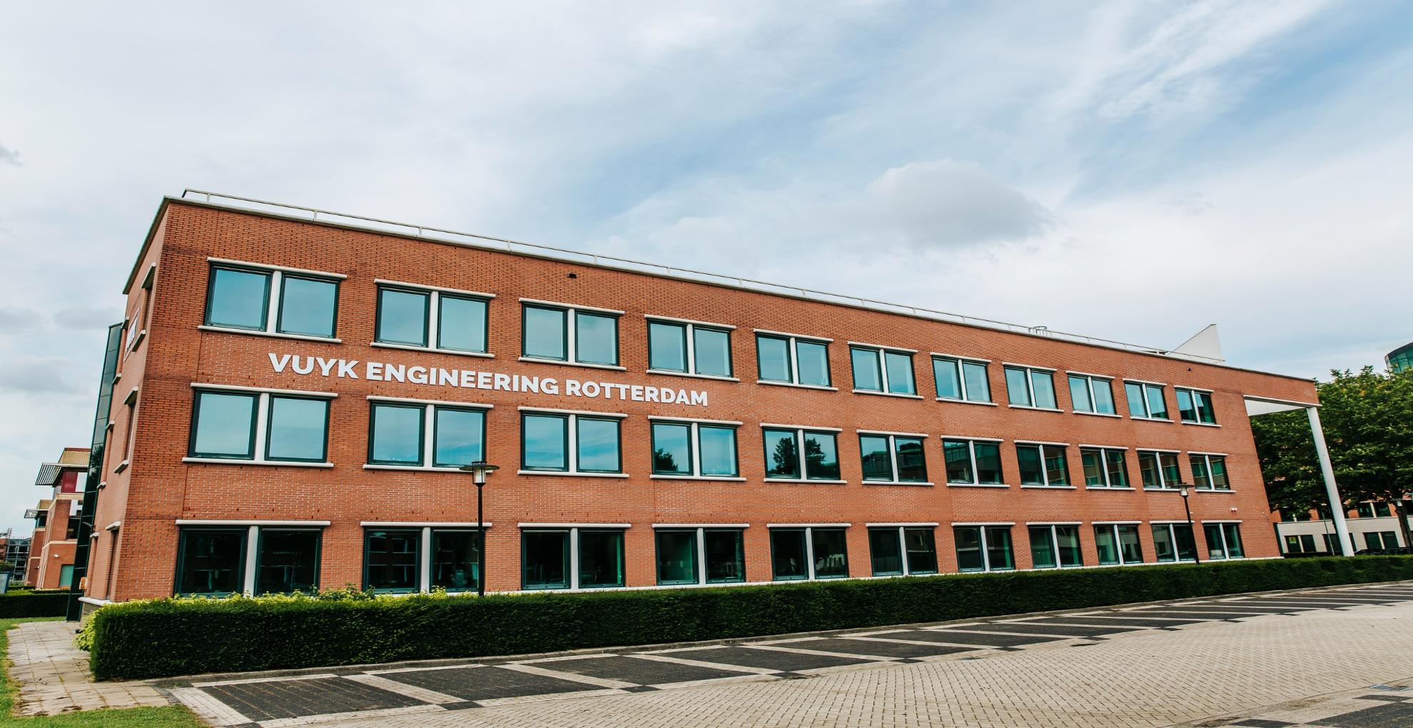 Image: Vuyk moves to Rotterdam