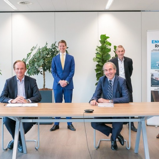 Image: Royal Doeksen takes over Vuyk Engineering Rotterdam from Royal IHC